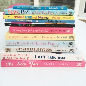 Books by Anita Naik - Freelance Writer & Social Media Manager